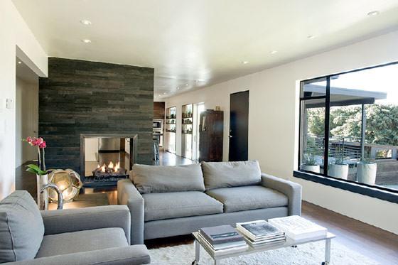 Casa con interiores modernos, sobrios y elegantes on Interiores De Casas Modernas  id=94561