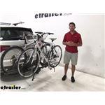 swagman xtc2 tilt bike rack for 2 bikes
