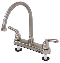 difference between rv faucet and home