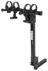 thule roadway 2 bike rack 1 1 4 and 2 hitches tilting