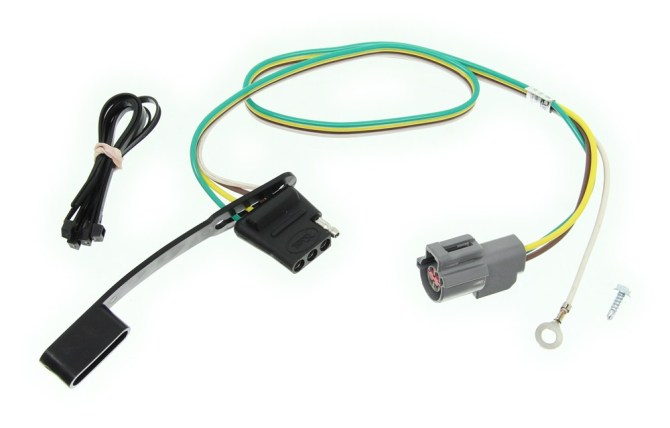 1998 ford expedition custom fit vehicle wiring  curt