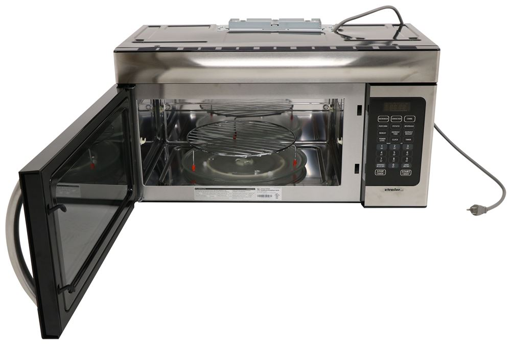 range rv convection microwave
