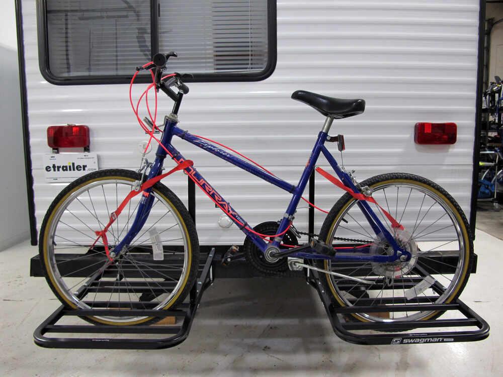 swagman 4 bike carrier rv mounted bike