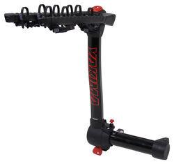 yakima fullswing 4 bike rack 2 hitches swinging