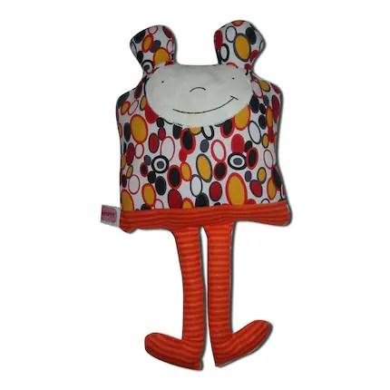 Mr. Kookie Doll--orange