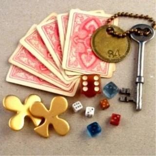 Artistic Doo Dad Destashing The Gambler Dice Cards Games