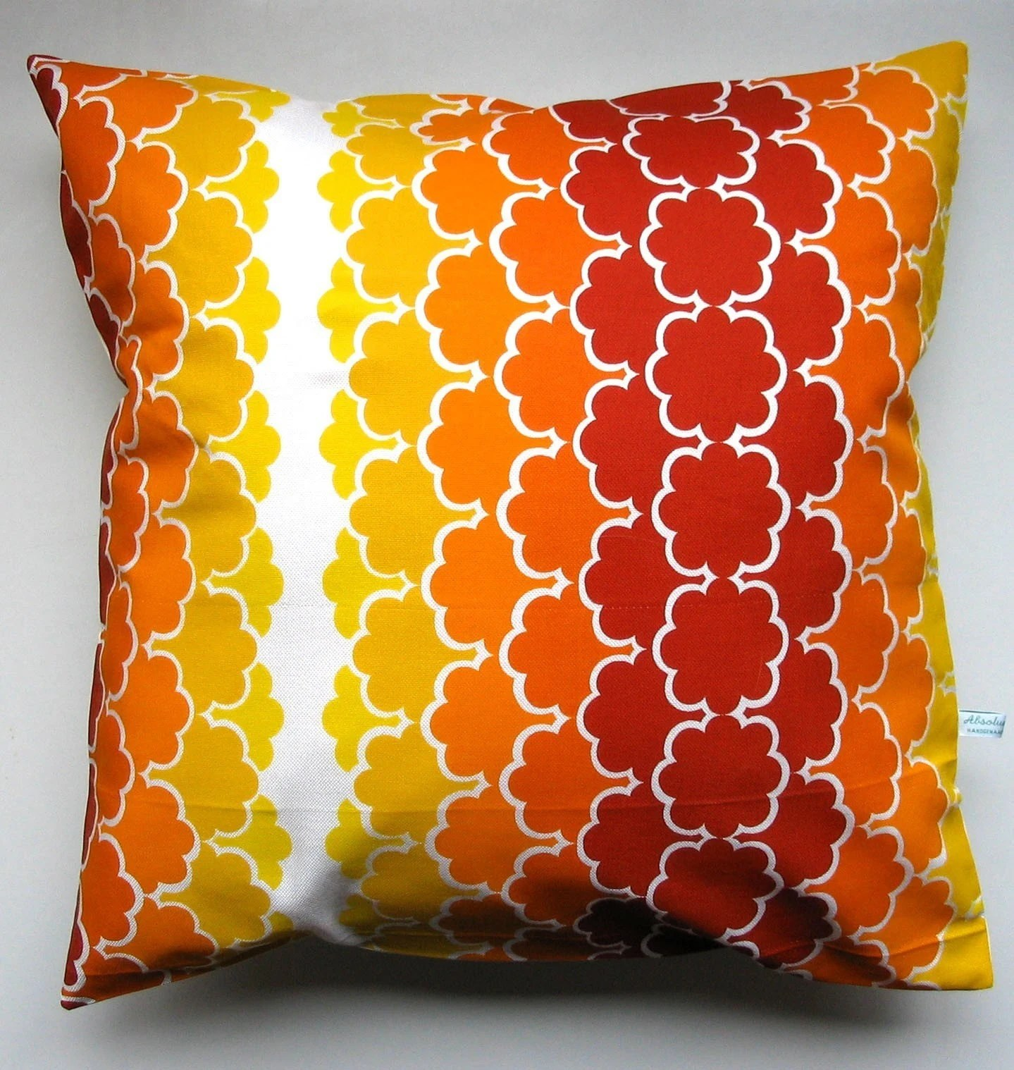 So seventies Pillow-cover, vintage fabric