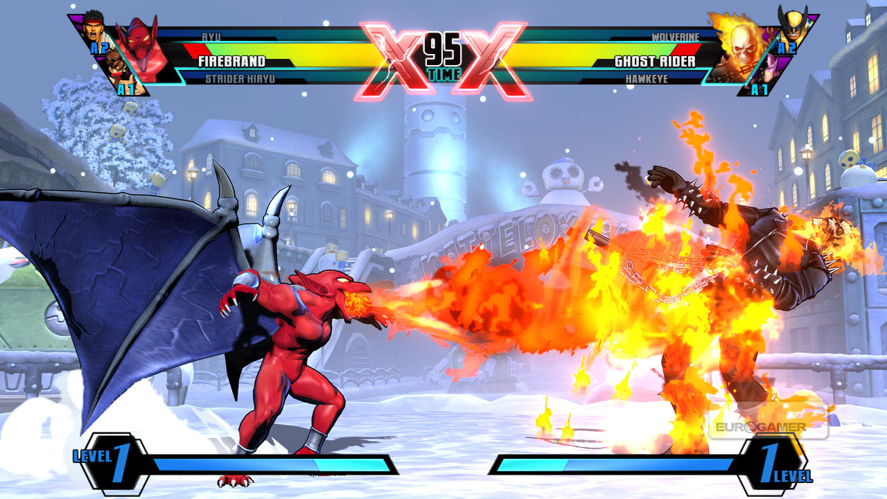 Ultimate Marvel vs  Capcom 3 and Team Deconstruction – In