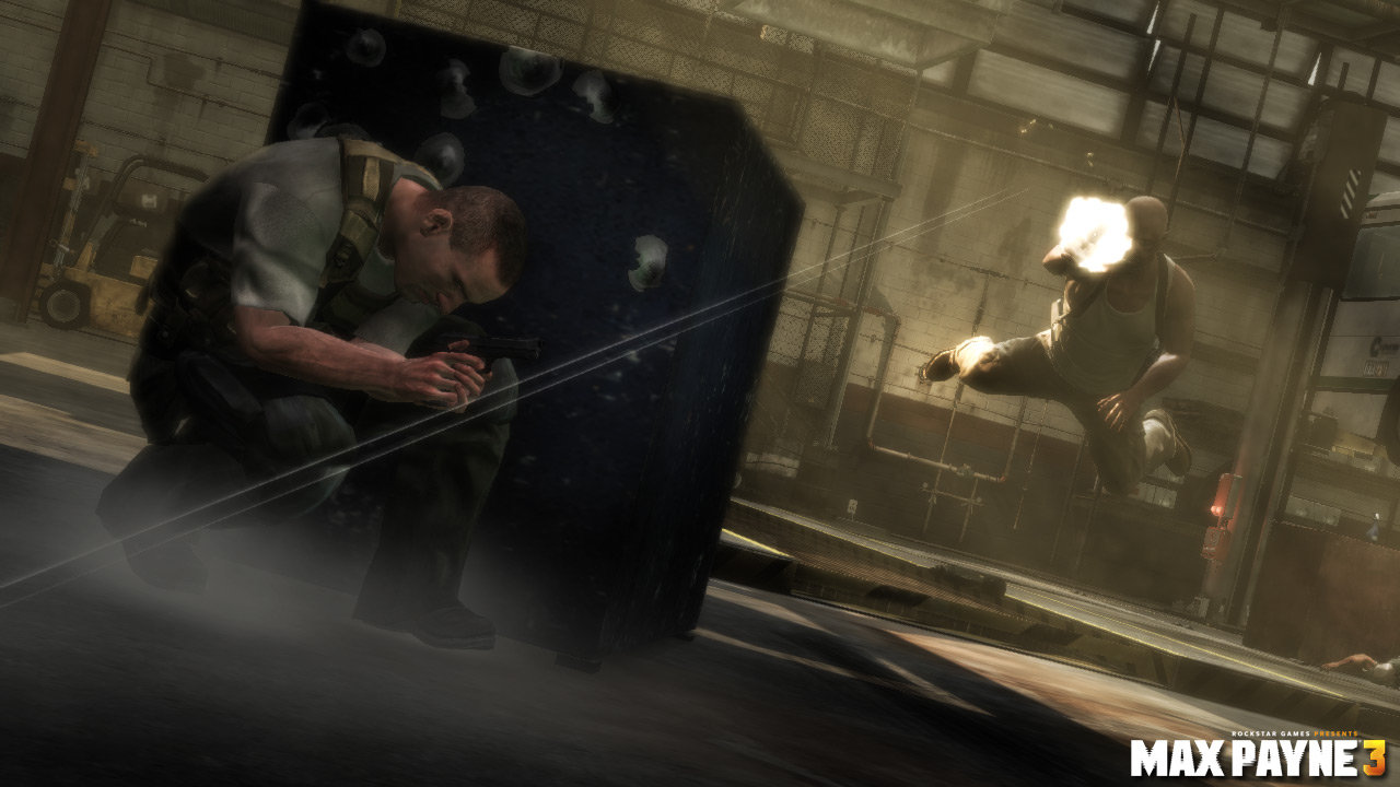 Four New Max Payne 3 Screens Screenshots Prima Games