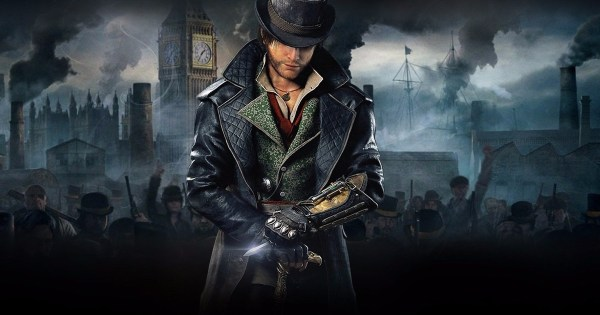 Assassin's Creed Syndicate time-lapse: world in motion ...