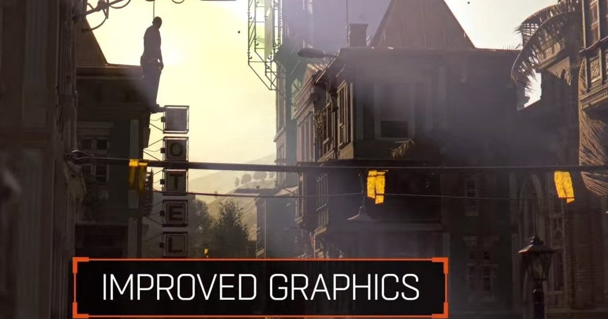 New Game Dying Light