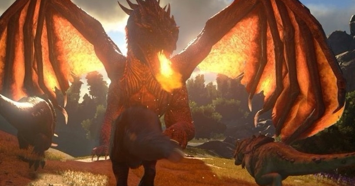 Ark Survival Evolved Set For Xbox Game Preview This Month