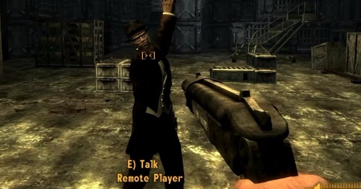 Someone Is Making A Fallout New Vegas Multiplayer Mod