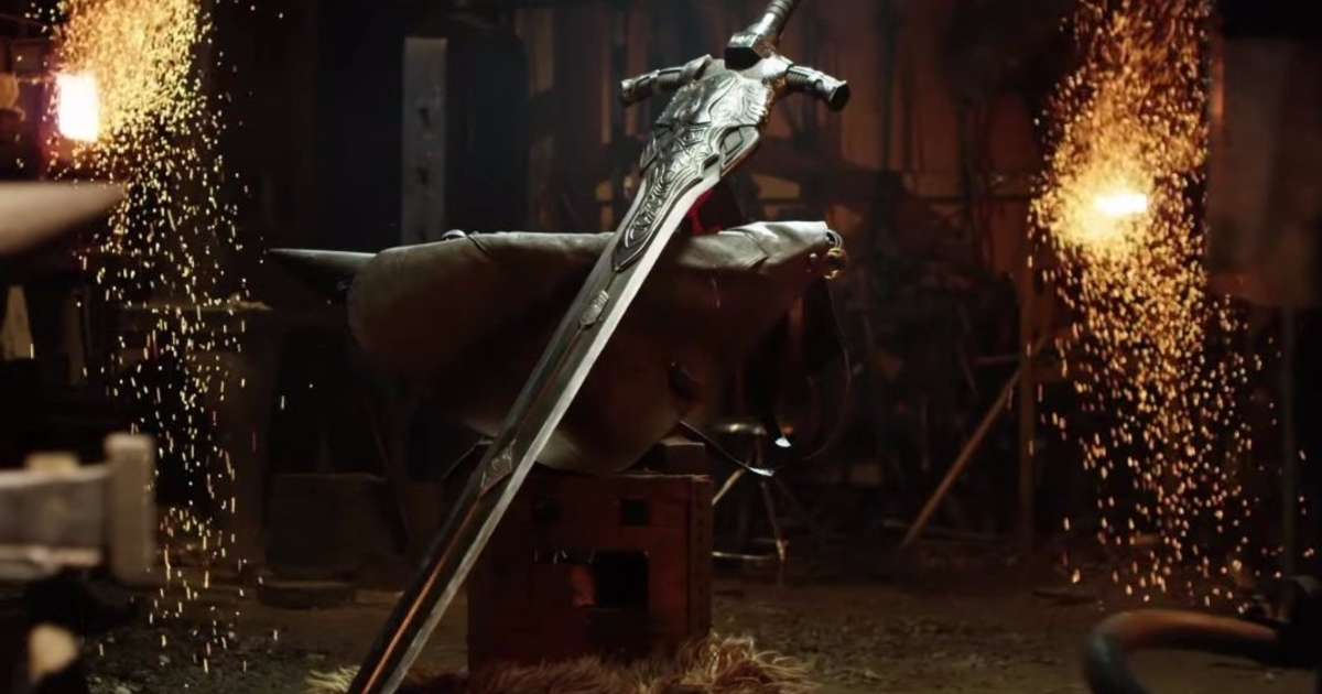 Marvel At Dark Souls Greatsword Of Artorias Made In Real