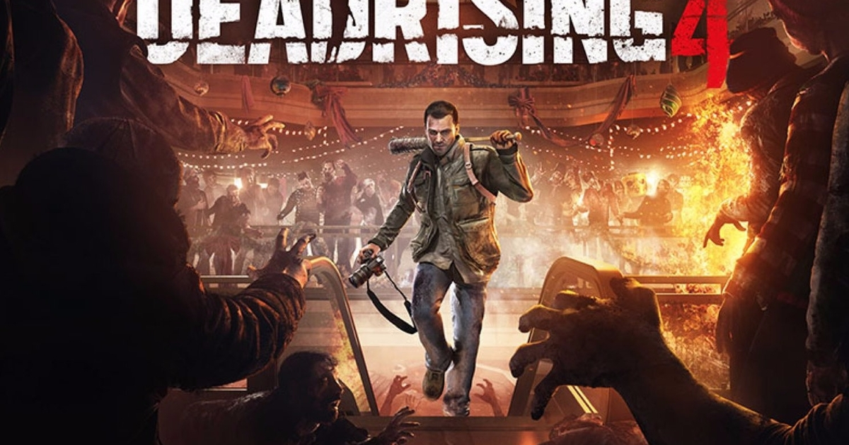 Dead Rising 4 Release Date Set For Holiday 2016