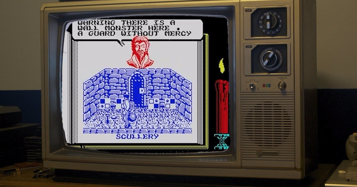Watch 5 Crappy Retro Games Based On Classic British TV Shows