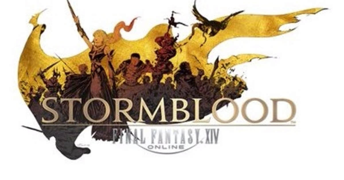 Final Fantasy 14 Announces New Expansion Stormblood