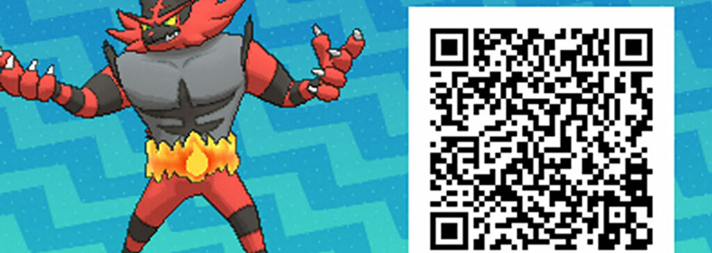Pokmon Sun And Moon Where To Find QR Codes And How To Scan Them Including Magearna USgamer