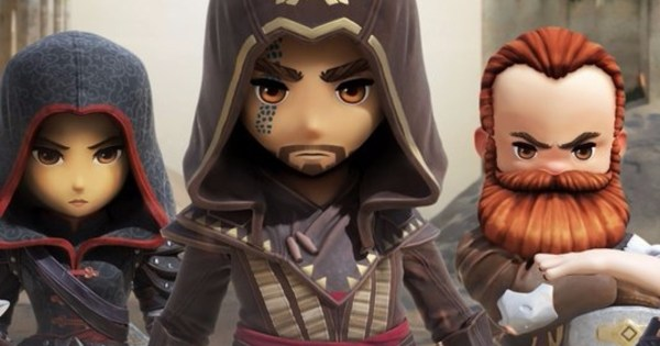 Assassin's Creed: Rebellion angekündigt • Eurogamer.de