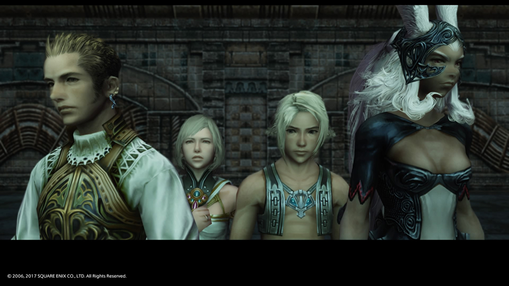 Final Fantasy XII The Zodiac Age Guide Best Jobs For