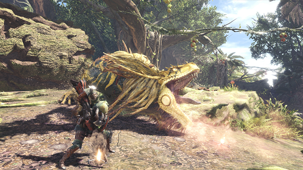 Monster Hunter World Great Jagras Guide How To Track And