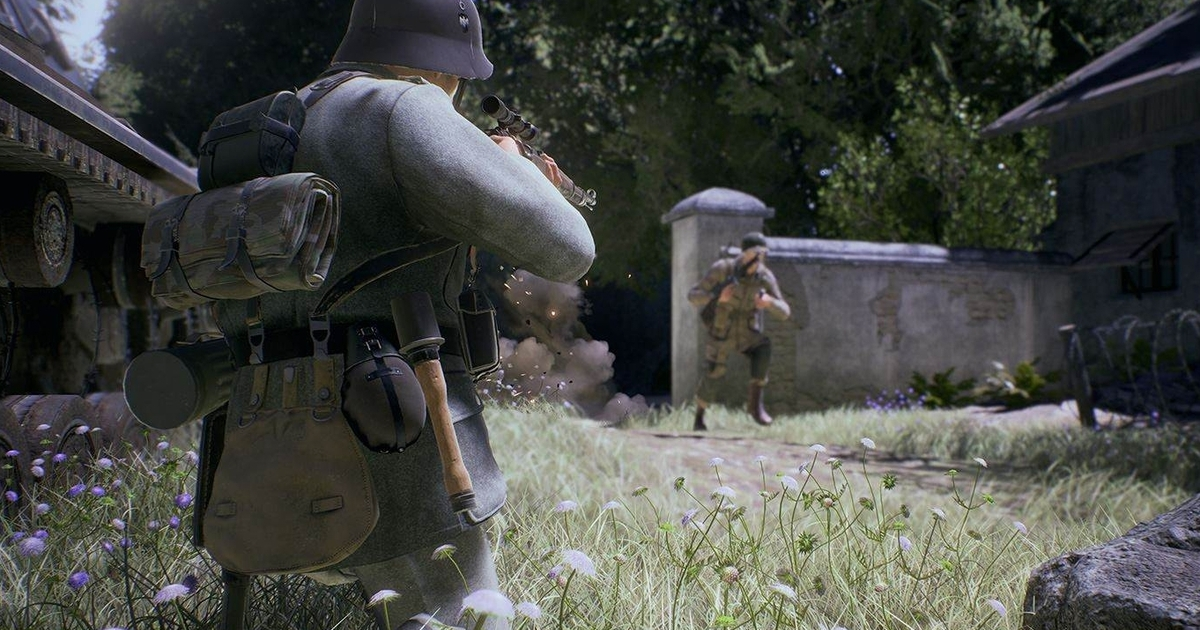 Old School WW2 Shooter Battalion 1944 Launches In Early