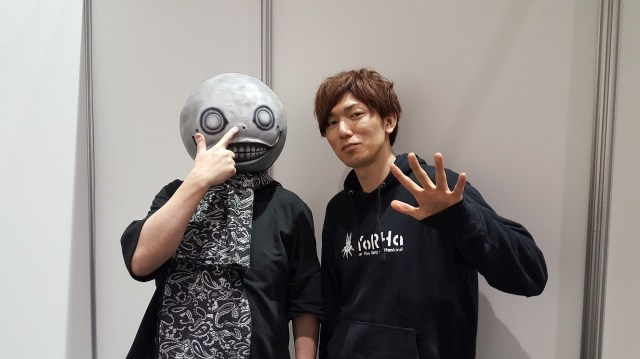 Yoko Taro: We don't need to think globally to sell globally |  GamesIndustry.biz