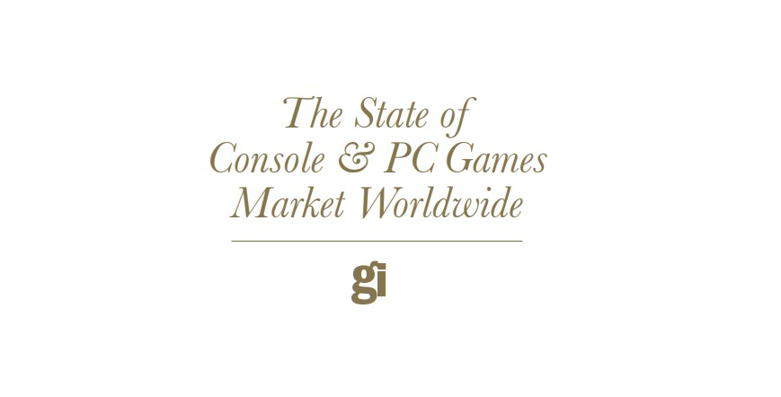 Download our 'state of the console and PC games market Worldwide 2020, report freely