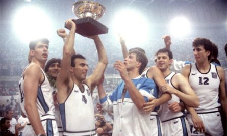 14/6/1987: Η Ελλάδα στην κορυφή του Ολύμπου   Eurohoops