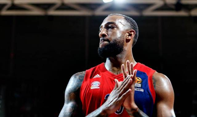 Risultati immagini per derrick williams euroleague