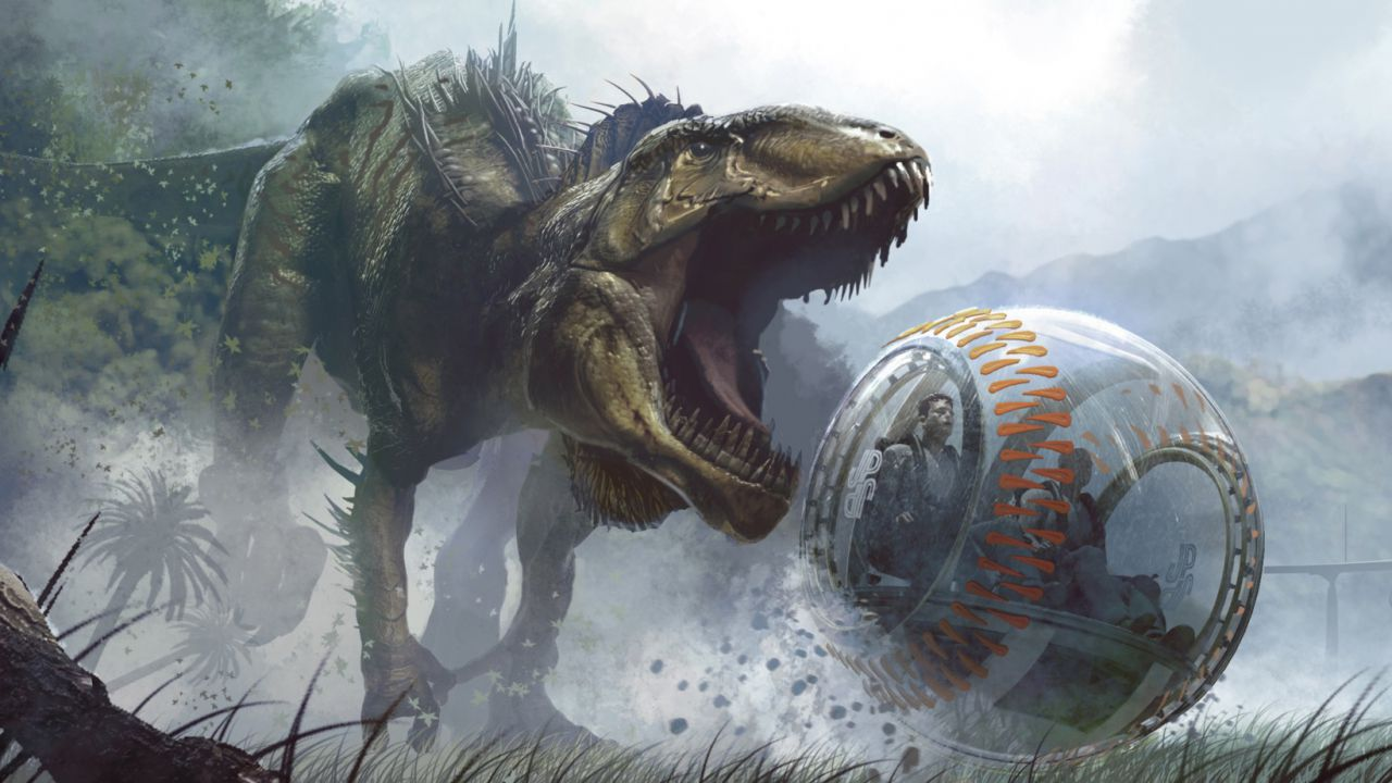 Jurassic World Evolution Recensione Dinosauri Fantastici