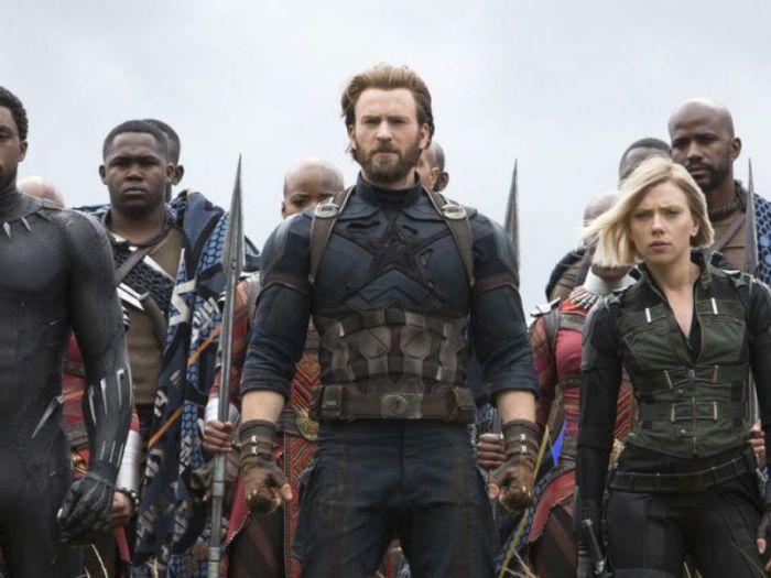 Avengers: Infinity War, Captain America e Black Panther in azione in un video inedito
