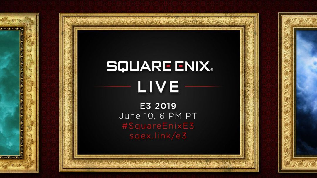 Risultati immagini per square enix e3 2019