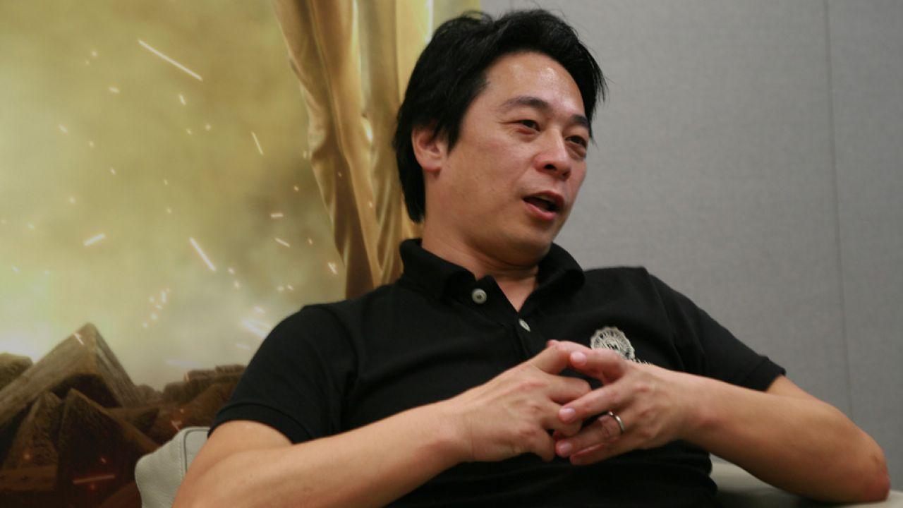 Hajime Tabata, director di Final Fantasy XV