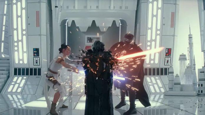 Star Wars: L'Ascesa di Skywalker, Kylo Ren, Dark Rey