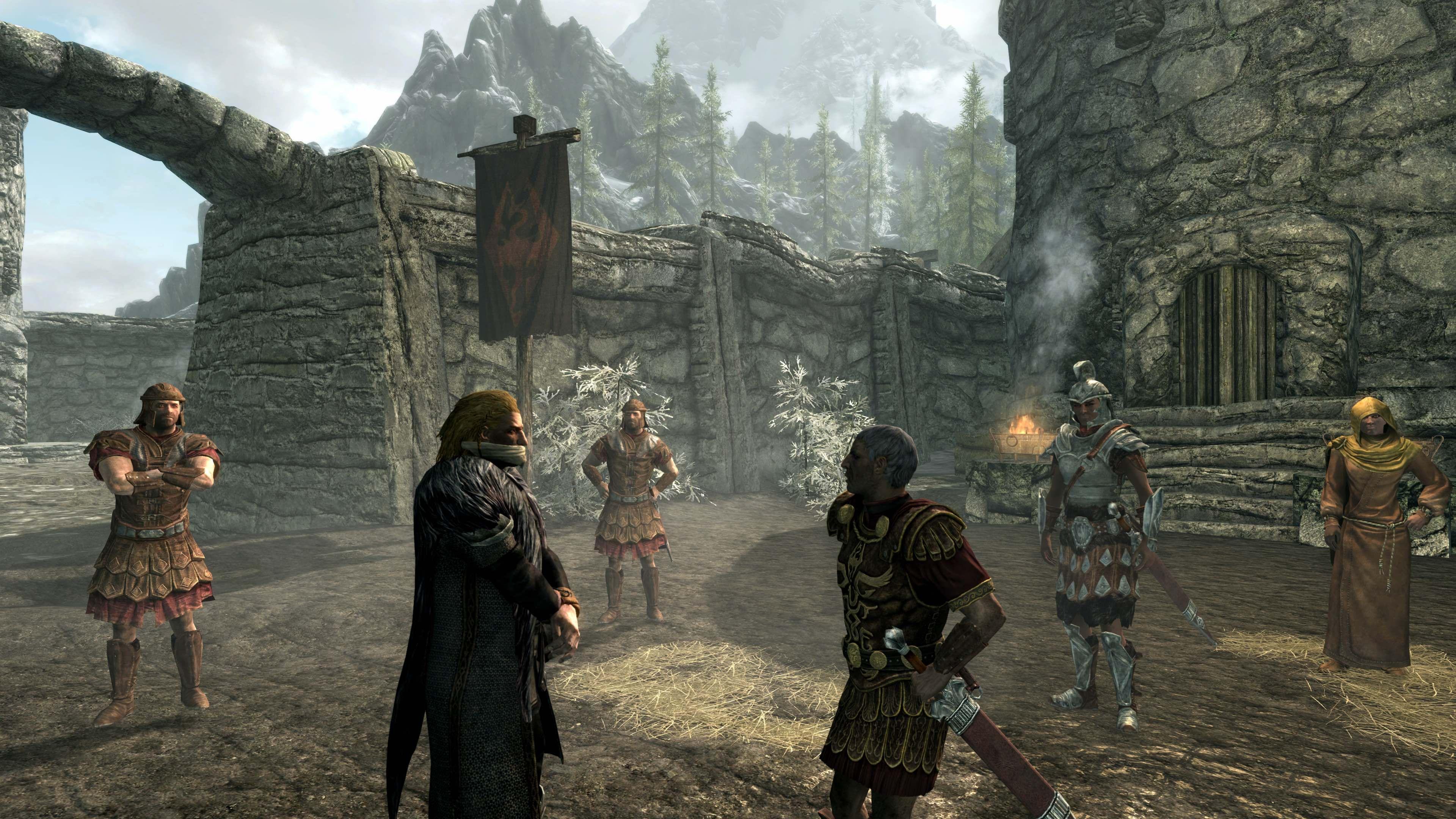 The Elder Scrolls V Skyrim Special Edition Disponibile La