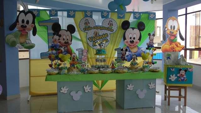 Decoracion De Fiestas Infantiles Minnie Coqueta San Miguel