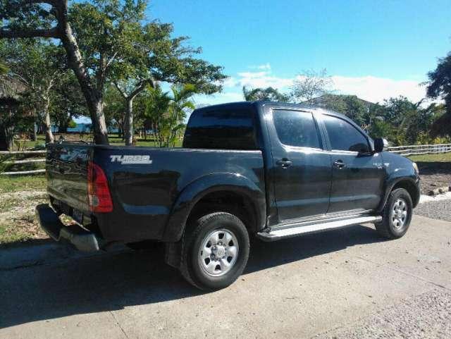 Toyota Hilux De Venta En Guatemala