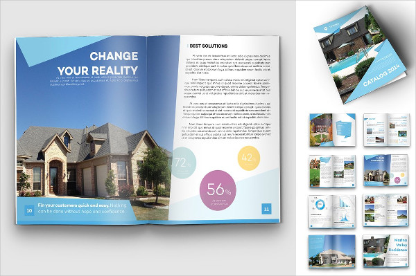 36 Real Estate Brochure Designs Amp Examples PSD Word Pages Examples