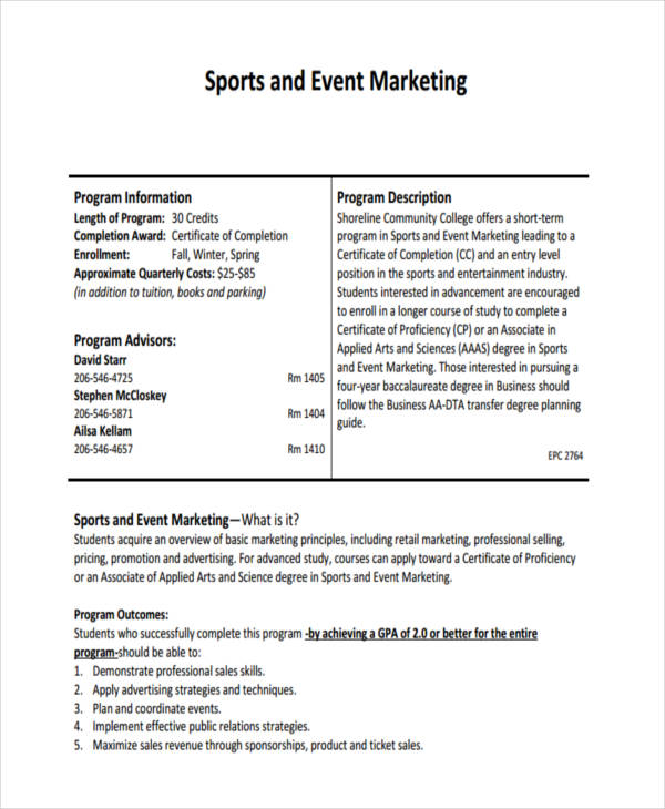 Event Security Plan Template