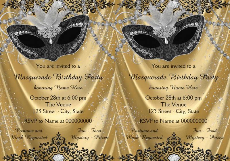 Birthday Party Program Examples