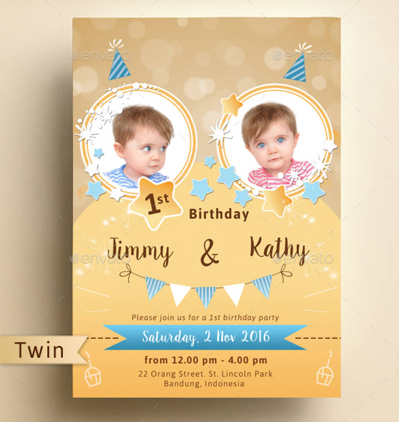 free 10 double birthday party