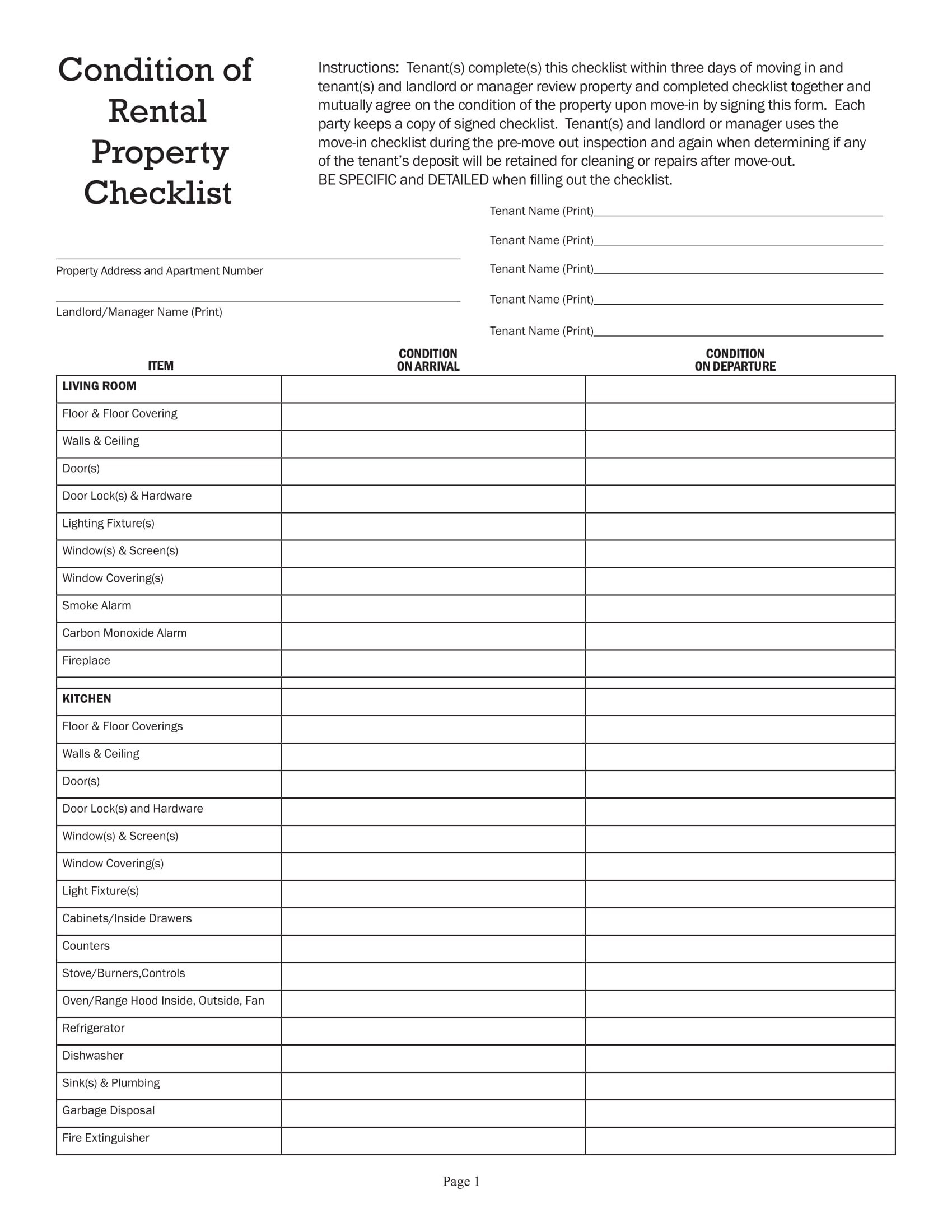 9 House Inspection Checklist Examples PDF Examples