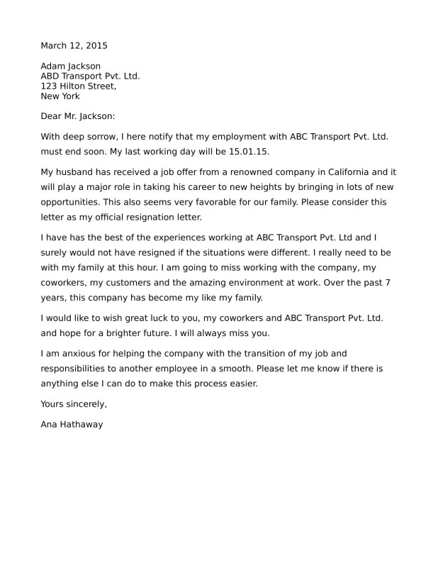 Resignation letter format for teacher pdf howtoviews heartfelt resignation letter format for lecturer spiritdancerdesigns Gallery