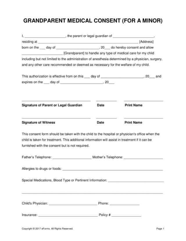 30+ Medical Authorization Letter Examples - PDF  Examples