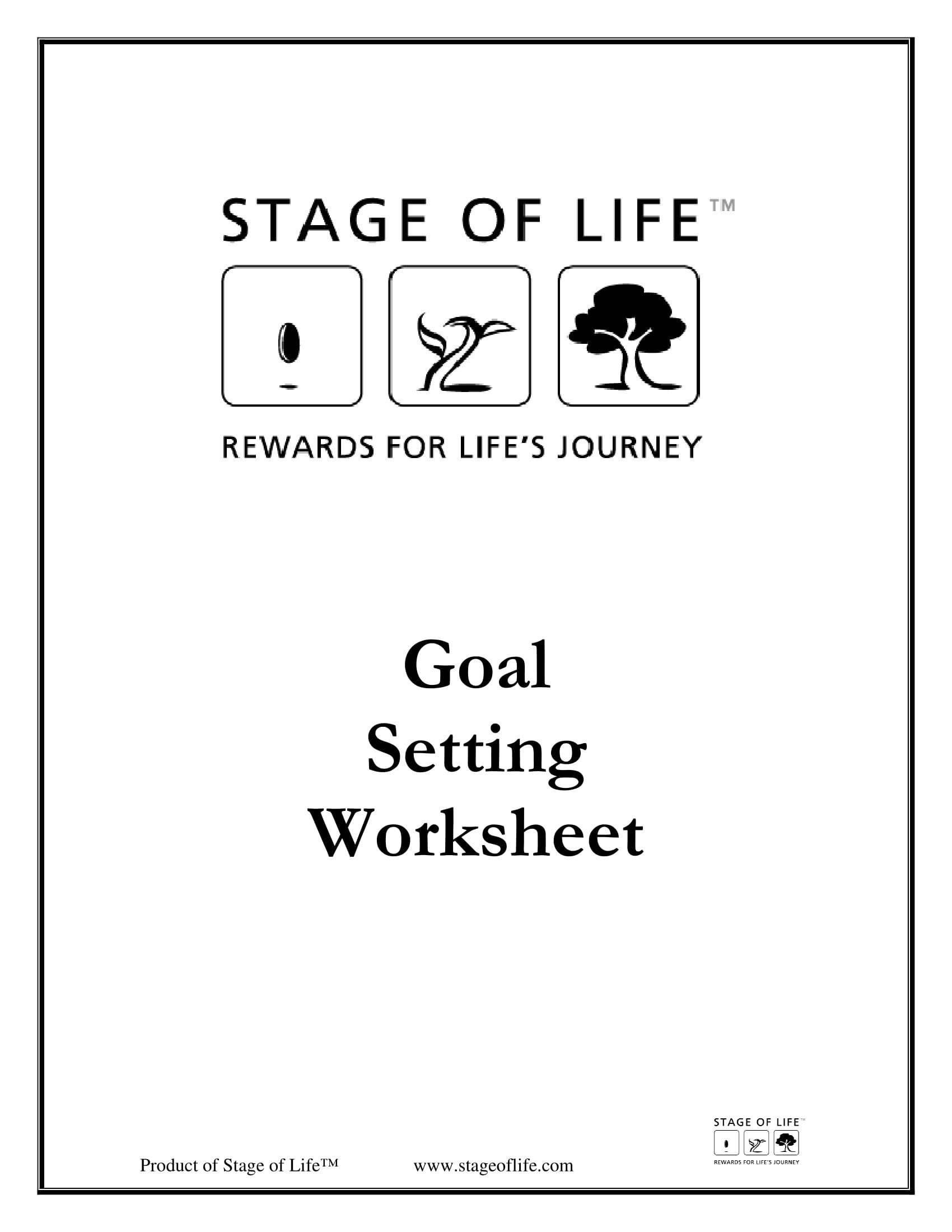 9 Personal Goal Setting Examples