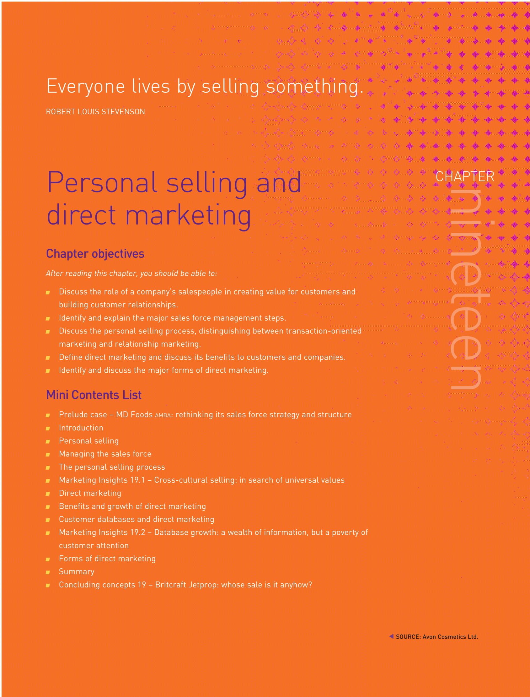 Personal Selling Examples Marketing The Power Of