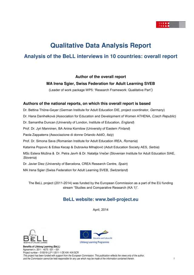 26+ Data Analysis Report Examples - PDF, Docs, Word, Pages  Examples