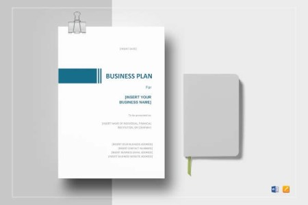 22  Simple Business Plan Examples   PDF  Word  Pages Simple Business Plan Template