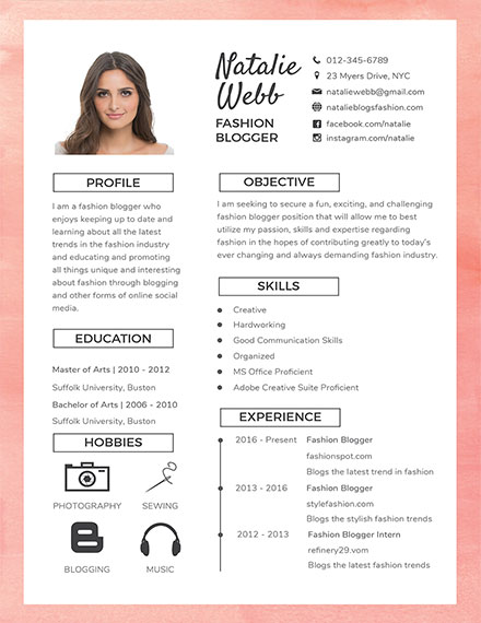 Standing out from a crowd of job applicants is easy with our creative resume templates. 14 Creative Resume Examples Templates In Word Pages Publisher Psd Ai Indesign Examples